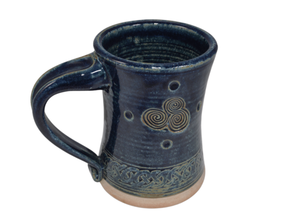 Beer Stein Blue