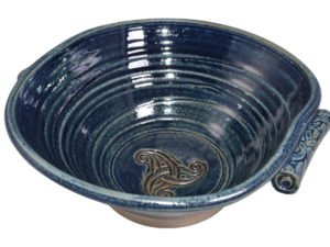 Pasta Bowl Blue