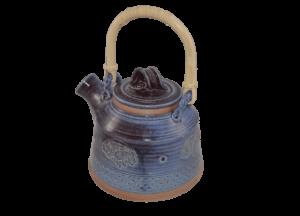 Tea Pot - purple