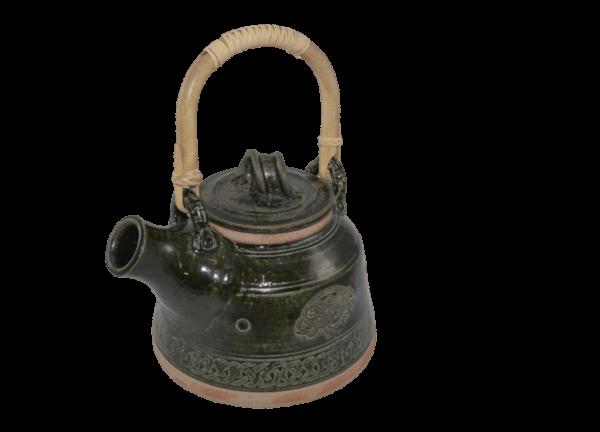 Tea Pot - green