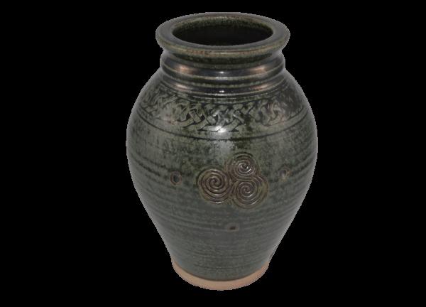 Classic Vase Medium - Green