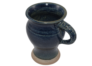 Irish coffee mug - Blue