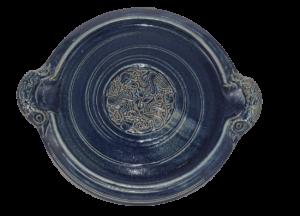 Platter - Blue - Unholy Trinity