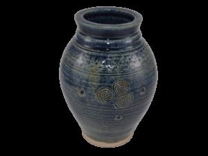 Vase Medium Blue