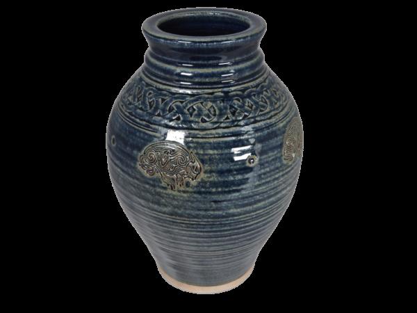 Classic Vase Large Blue