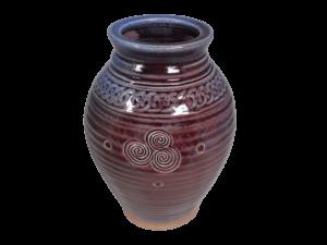 Classic Vase Medium Purple