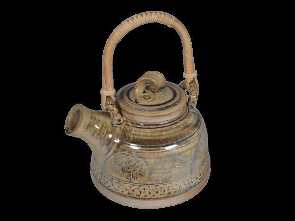 Teapot Yellow